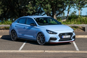 Tested: Hyundai's brand new i30 Fastback N