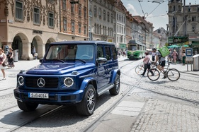 Mercedes G-Class celebrates anniversary with three special editions