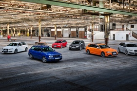 Audi RS: Two new hotted-up models coming this year