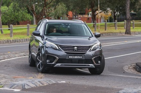 Will the quirky 2019 Peugeot 5008 be a real contender in the large SUV market?