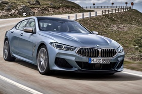 Revealed: Stunning inside and out, meet the BMW 8 Series Gran Coupe