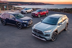 The Toyota RAV4 has got a major 2019 upgrade - and you should check it out