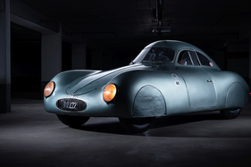 The car the began the Porsche name is set to go under the hammer