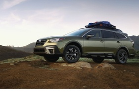 Subaru reveals its all-new Outback crossover