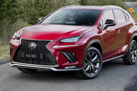 Pricing and Spec: Lexus NX adds more safety tech for slight price rise