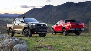Pricing and Specs of the HiLux range and new flagship unveiled