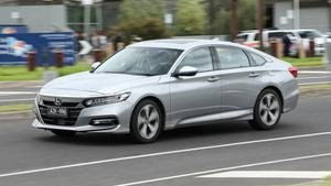 Review: Honda proves it's a decent hybrid maker with the new 2020 Accord