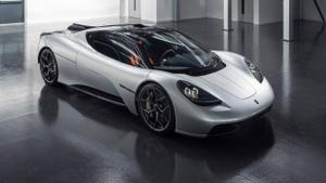 Why is this new 3-seater supercar better than a McLaren F1?