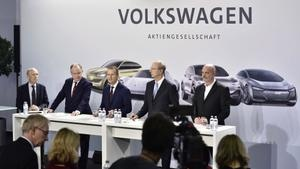 Volkswagen may be operating but it's at a loss