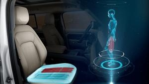 JLR working on seats that make your brain think you're walking