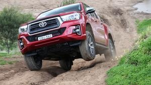 The popular Toyota HiLux is getting a much needed update, here in July