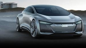 Audi's new autonomous, electric car may be here in 2024