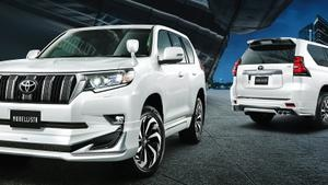 Toyota has given the Prado an update, but is it enough for the favourite?