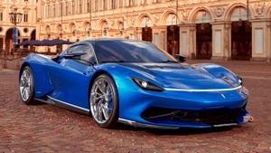 Aus will get three Pininfarina Battista electric hypercars in 2022