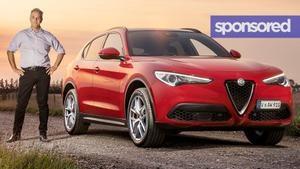 Potential buyers put the stylish Alfa Romeo Stelvio SUV to the test