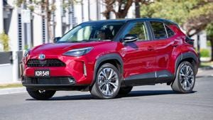Pricing and Specs: Toyota's new baby SUV will arrive next month