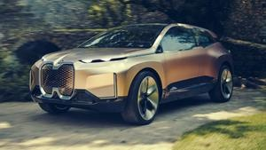BMW's upcoming electric SUV could have more that 600km of range