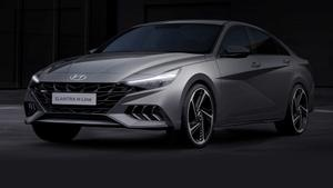Hyundai has revealed the new i30 Sedan N-Line, Aus debut expected this year
