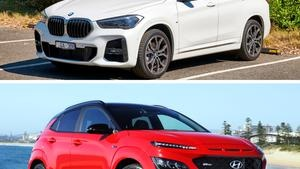 BMW X1 vs Hyundai Kona: Premium is taking on a new meaning