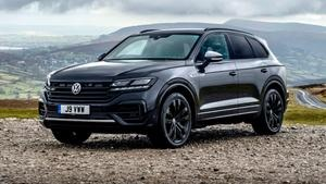 The VW Touareg gets V6 and V8 options plus more for special edition