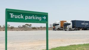 NSW: Parking in truck bays at rest stops could result in a $114 fine