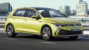 VW has released pricing of the 2021 Golf 8, starting at over $30k