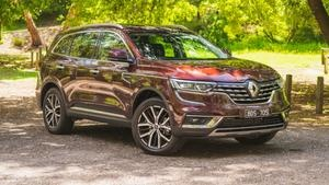 Review: With some external tweaking, does the Renault Koleos stand out?