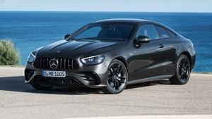 The Merc-AMG E53 gets new tech and a makeover for 2021 model