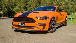 Review: The Mustang didn't need more power but we need the R-Spec