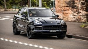 Review: Porsche's family SUV is reunited with a raucous V8