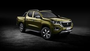 Peugeot's new ute has launched in Latin America