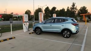 What's it like to own MG's electric SUV?