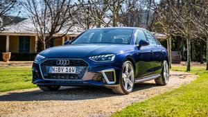 Pricing and specs: The new Audi A4 has landed