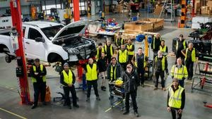 The last Holden Special Vehicles badged car has rolled off the line