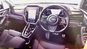 Online leak reveals Subaru WRX, Levorg interior