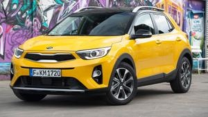 The Kia Stonic, a Rio based crossover, is set for Aus later this year