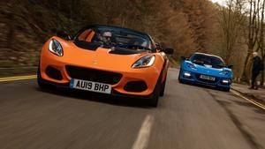 Lotus may replace the Elise, Exige and Evora with new petrol sports car