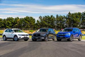 2017 Drive Car of the Year: Best Small SUV
