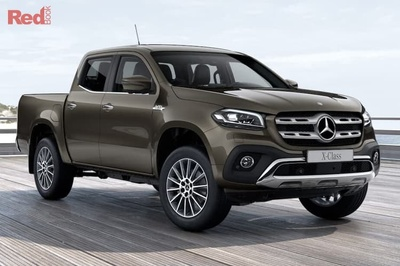 2019 Mercedes Benz X Class X Class 6 Cylinder Models Save 5 000