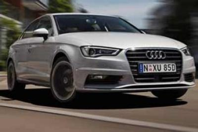Audi A3 Ambition new car review