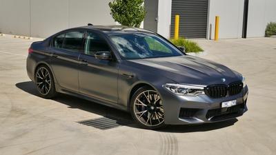 BMW M5 Competition 2018 Range Review | Price, Overview
