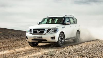 Next-gen Patrol will remain V8-powered | Drive com au