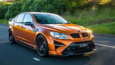 HSV GTSR W1 new car review - HSV GTSR W1 new car review