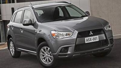 Mitsubishi ASX used car review