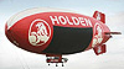 Holden blimp 'un-Australian'