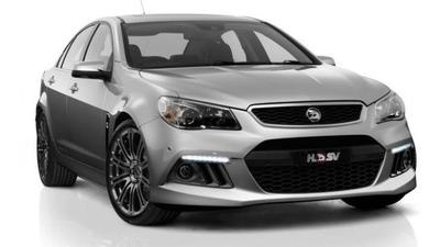 2014 Holden Special Vehicles Senator