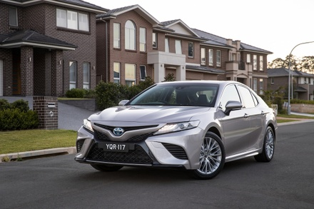 2018 Toyota Camry First Drive | Boldly Styled But