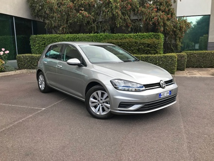 2017 Volkswagen Golf 110TSI Trendline Automatic Re