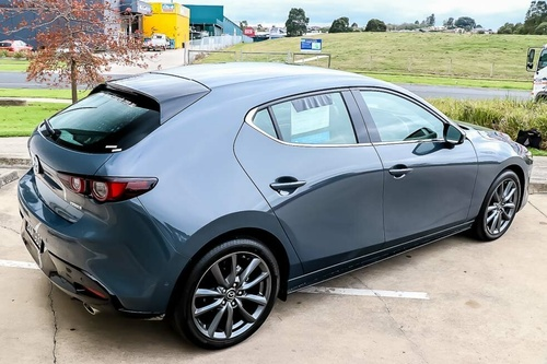 MAZDA 3 G20 BP Series G20 Touring Hatchback 5dr SKYACTIV-MT 6sp 2.0i [Jan]