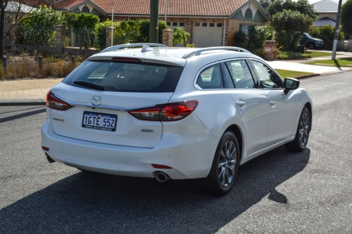 MAZDA 6 Sport GL Series Sport Wagon 5dr SKYACTIV-Drive 6sp 2.5i (5yr warranty) [Aug]